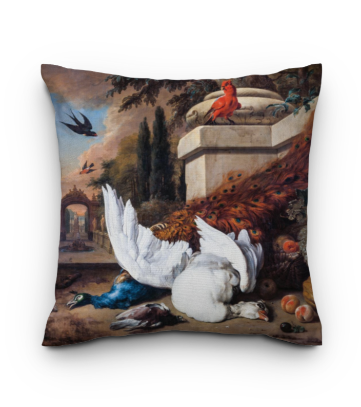 Amstergoose Cushion